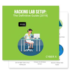 Hacking Lab Setup: The Definitive Guide [2019] - CyberX